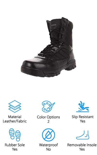 Best Law Enforcement Boots