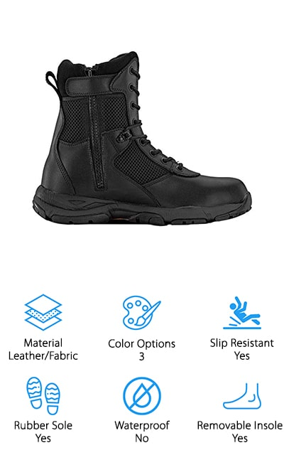 Maelstrom LANDSHIP Tactical Boot