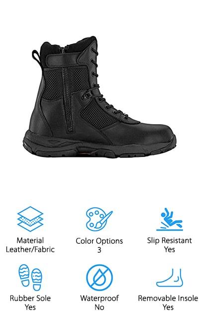 Best Law Enforcement Boots