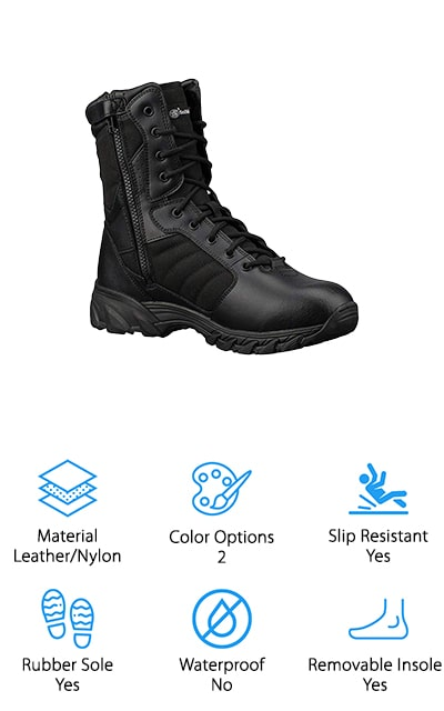 Smith & Wesson 2.0 Tactical Boots