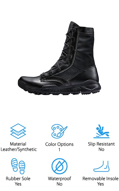 NIKE Special Field Police Boots