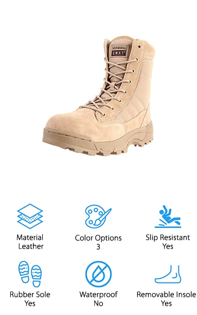Original S.W.A.T. Tactical Boot