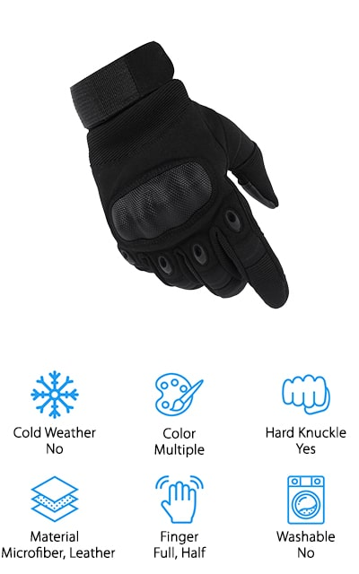 Valpeak Tactical Gloves