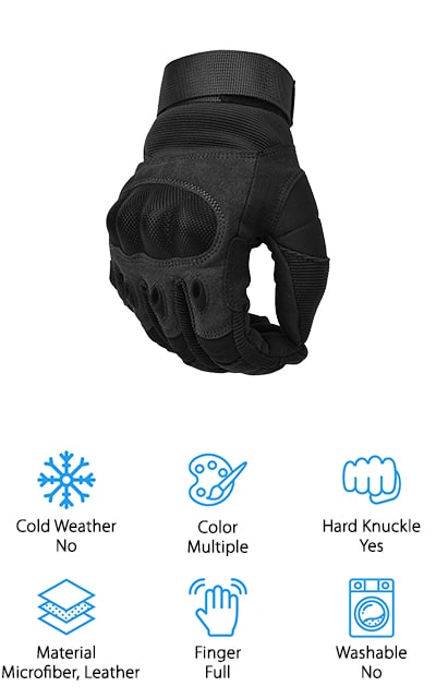 REEBOW TACTICAL Gloves