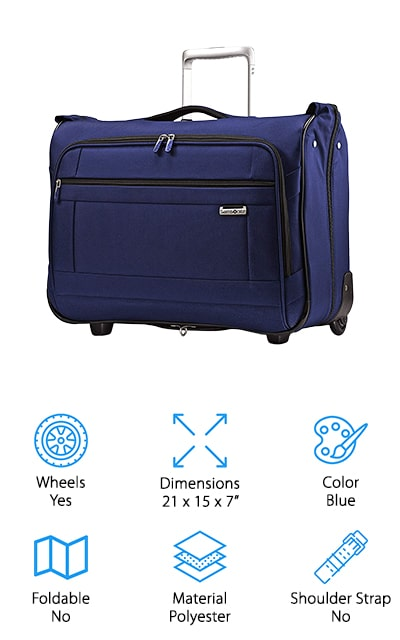 Samsonite Solyte Garment Bag