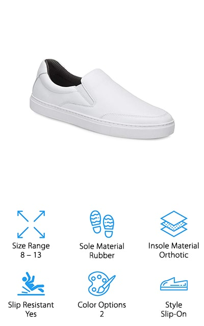 2aea8363693 10 Best Shoes for Male Nurses 2019 [Buying Guide] – Geekwrapped