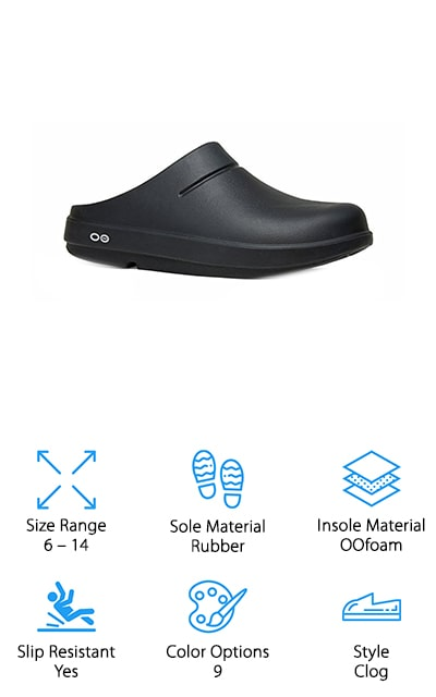 OOFOS Unisex Clog
