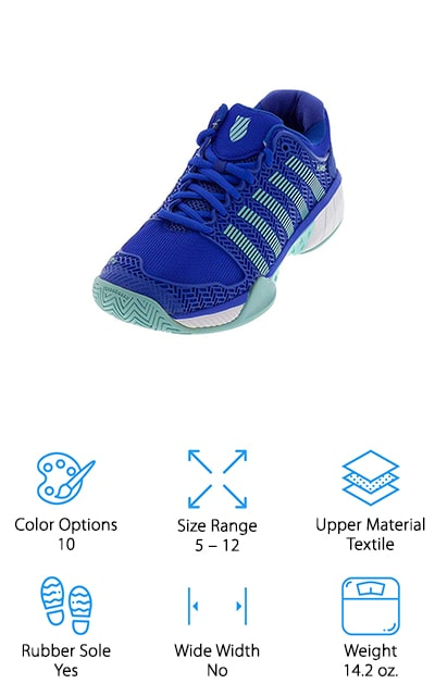 K-Swiss Hypercourt Tennis Shoe