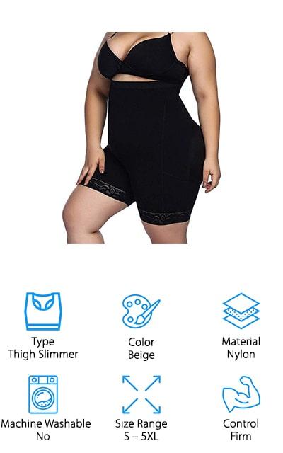 Best Plus Size Shapewear