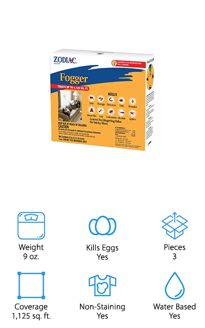 Zodiac 100521158 Room Fogger