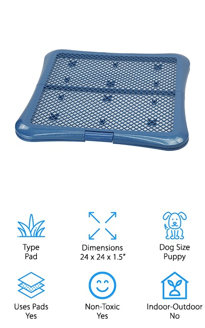 Petphabet Puppy Training Pad