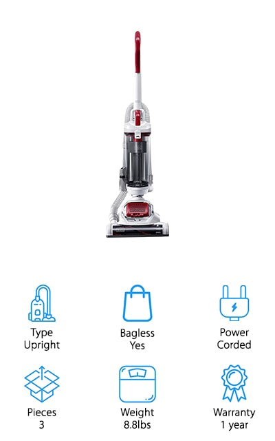 BLACK+DECKER Airswivel Vacuum