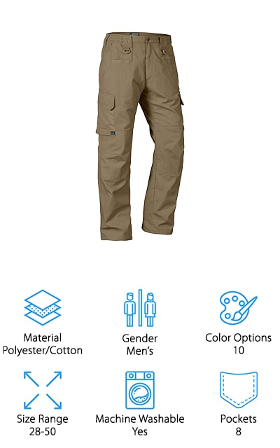 LA Police Gear Tactical Pant
