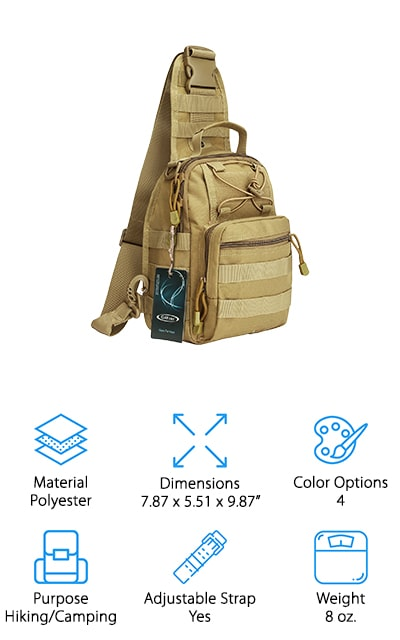 G4Free Tactical Sling Pack