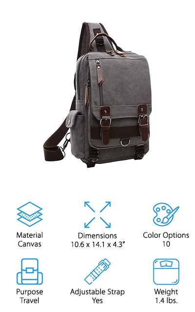 Mygreen Sling Backpack