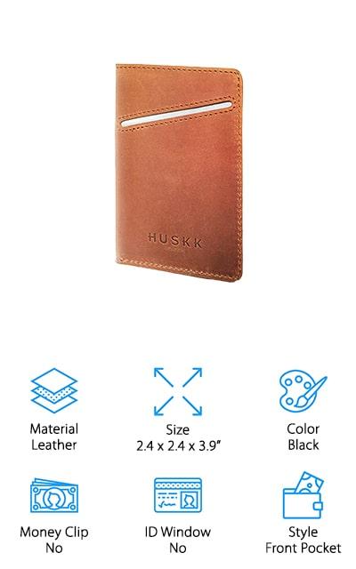 Huskk Slim Wallet