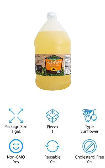 Healthy Harvest Sunflower Oil