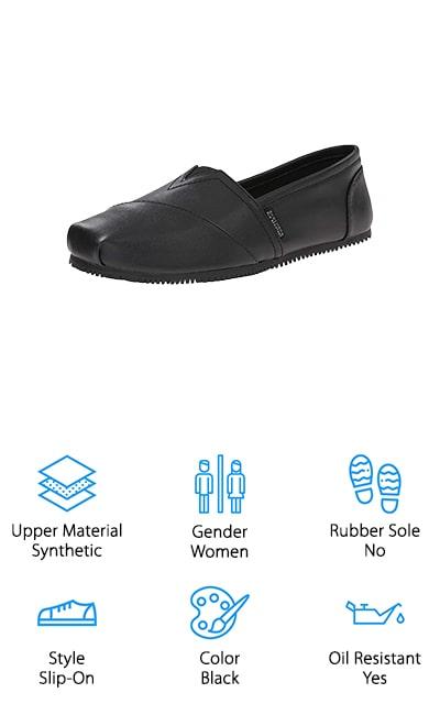 Skechers Slip Resistant Loafers