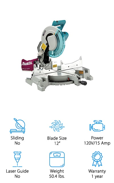 Makita LS1221 Compound Miter Saw