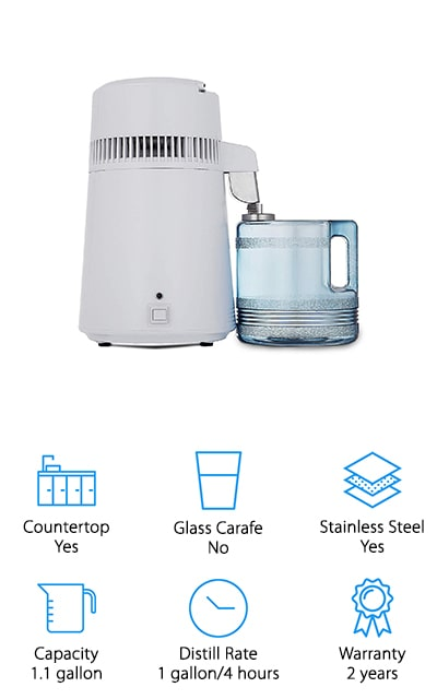 Mophorn Water Distillation Purifier