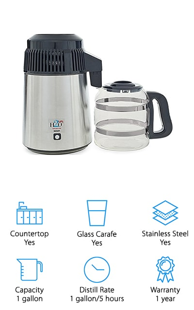 H2oLabs Water Distiller