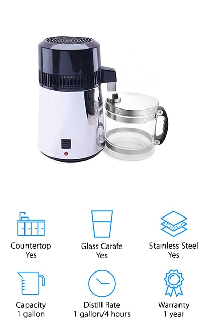 ECO Water Distiller