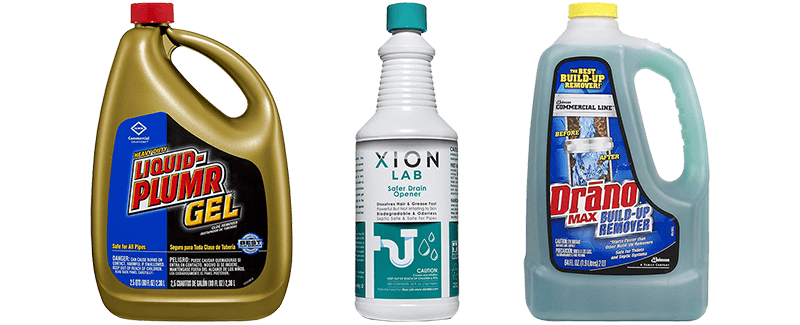 Best Drain Cleaners for Hair