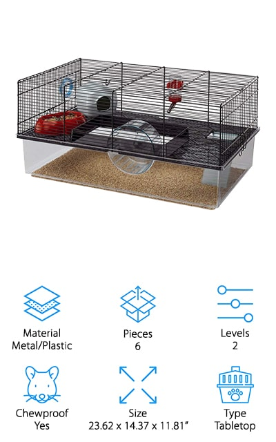 Ferplast Small Pet Cage