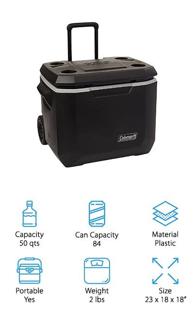 Best Rolling Coolers