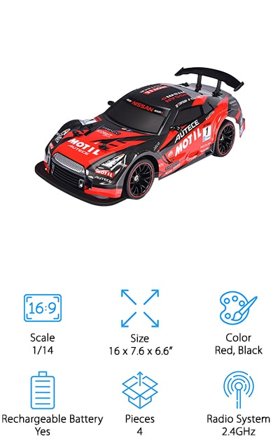 NQD RC Drift Car