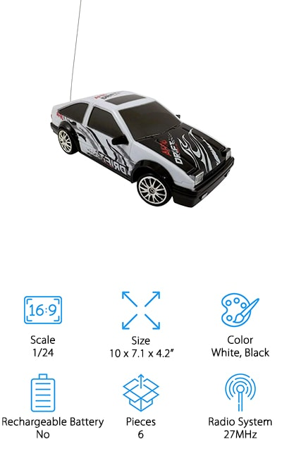 Liberty Imports RC Drift King