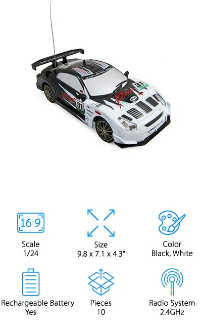 Team RC Drift Car