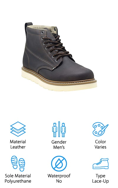 Golden Fox Work Boots