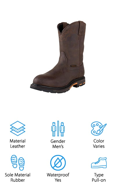 Ariat Workhog Work Boot