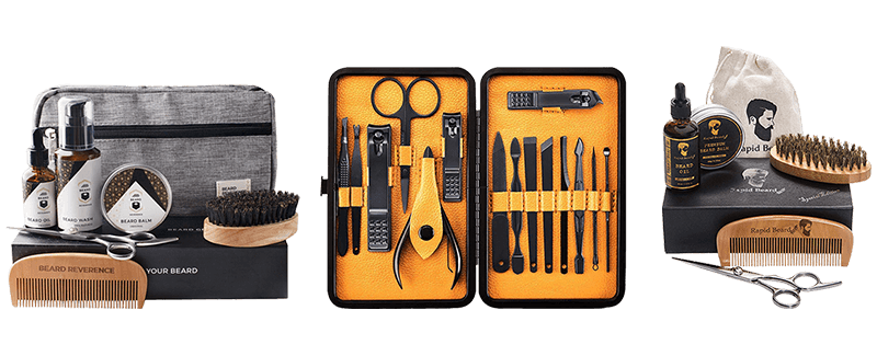Best Men's Grooming Kits