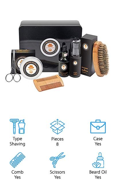 XIKEZAN Grooming Kit