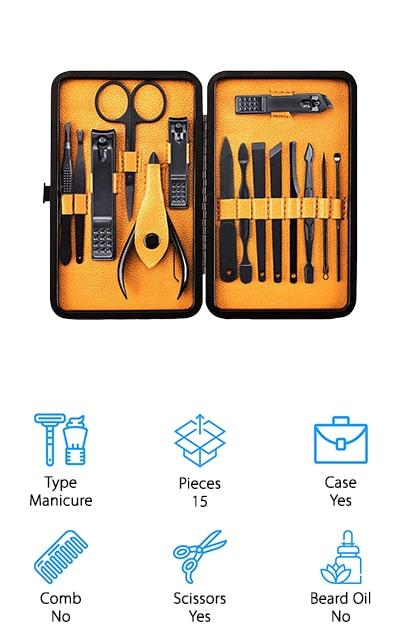 Keiby Citom Grooming Kit