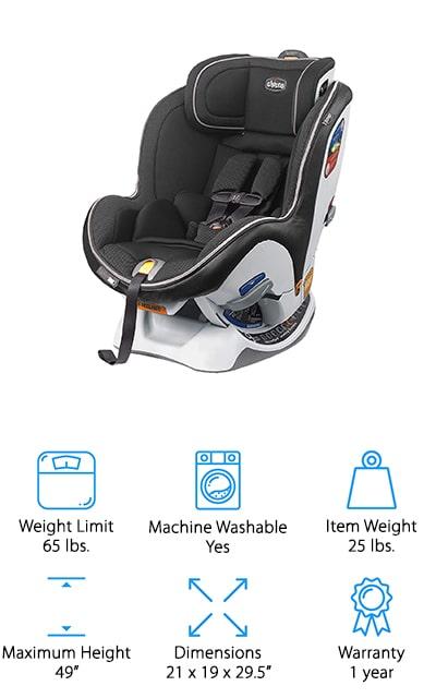 Chicco NextFit iX Zip Car Seat