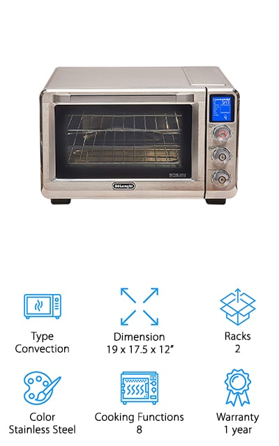 DeLonghi Livenza Countertop Oven