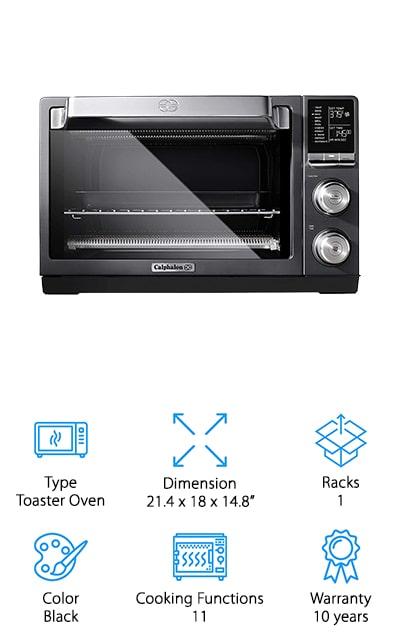 Calphalon Countertop Toaster Oven