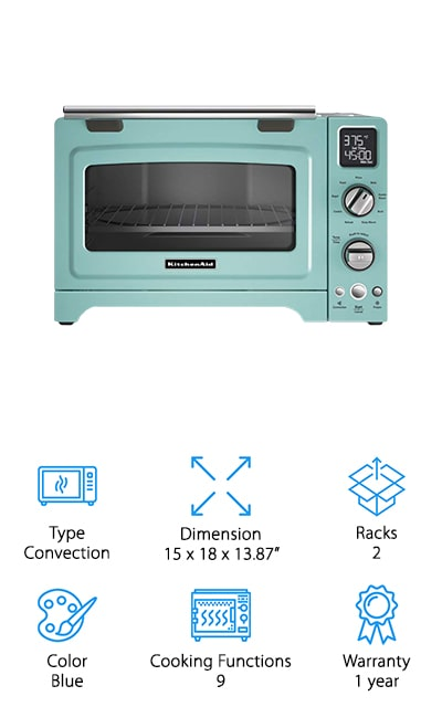 KitchenAid Digital Countertop Oven