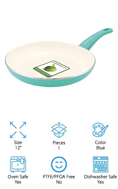 GreenLife Ceramic Frypan