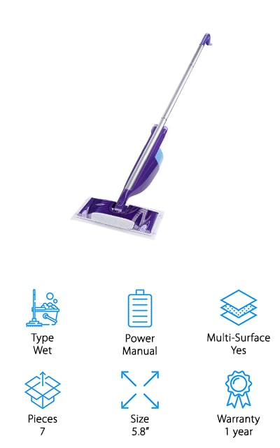 Swiffer WetJet Spray Mop