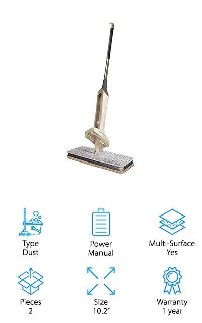 YONILL Double Sided Mop