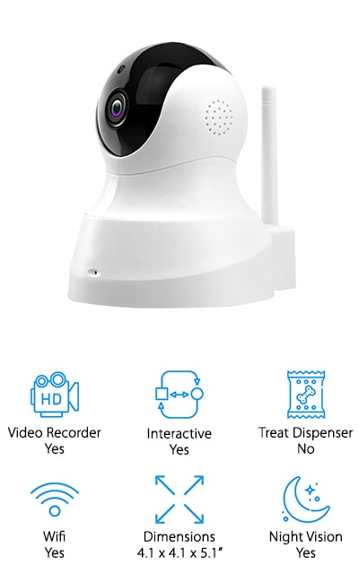 TENVIS Surveillance Camera