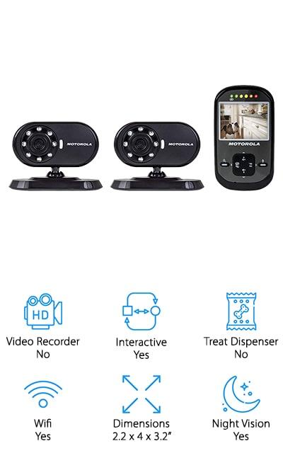 Motorola Pet Scout500 Monitor