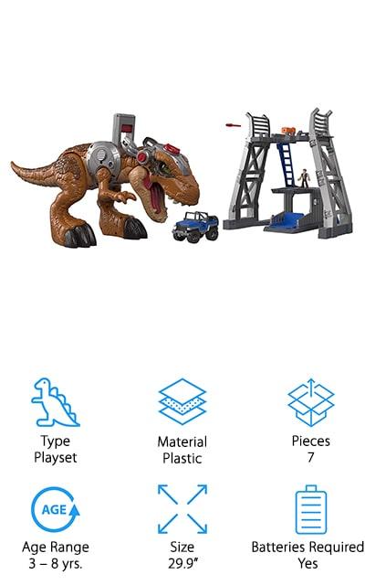 Fisher-Price Imaginext T-Rex Set