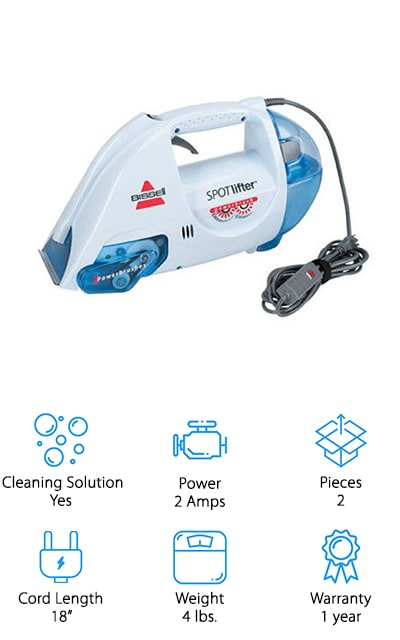 Bissell Spotlifter Powerbrush Cleaner