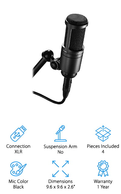 Audio-Technica Studio Microphone