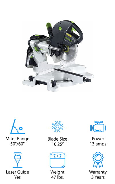 Festool Kapex Sliding Miter Saw